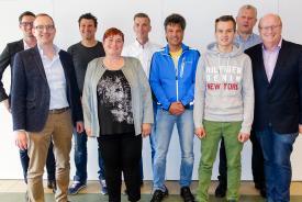 Vorstand 2017 bis 2020