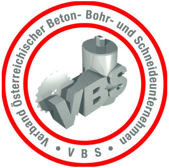 Verband Österreichischer ;Beton- Bohr- und Schneideunternehmen | VBS Logo